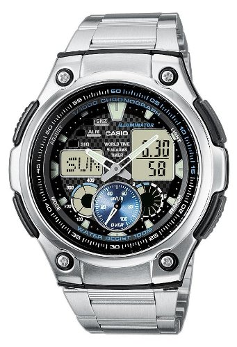 Orologio Unisex Casio Collection AQ-190WD-1AVEF