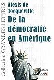 De la démocratie en Amérique - LIGARAN - 20/05/2014
