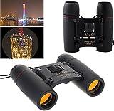 30 x 60 Zoom Mini Travel Folding Day Night Vision Binoculars Telescope Night Vision For Outdoor Activity Hiking, Climbiing, Birdwatching, Boating etc