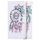 tinxi® Kunstleder Tasche für Wiko Pulp 4G (5 zoll) Tasche