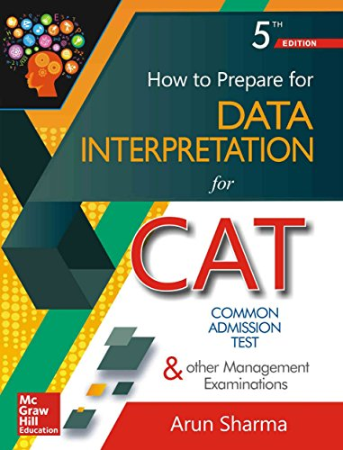 How to Prepare for Data Interpretation for Common Admission Test & Other Management Examinations price comparison at Flipkart, Amazon, Crossword, Uread, Bookadda, Landmark, Homeshop18