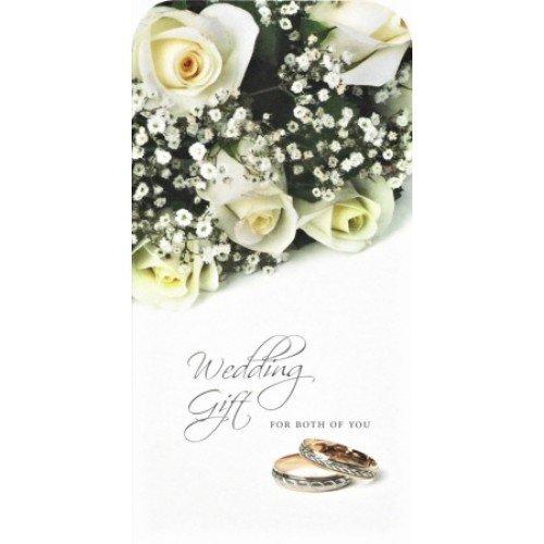 Money Wallet Wedding Gift 3 fold Card wi -5 Pack (Hollaween Kostüm Für)