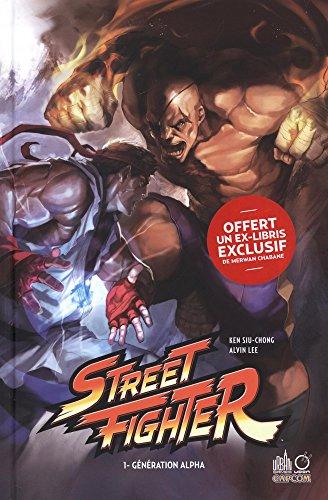 Street Fighter Tome 1 par Siu-Chong Ken