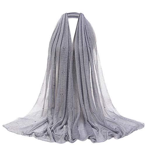 Vendita calda poncho e mantelle da donna,stole donna elegante cerimonia nera,moda donne le signore poliestere sciarpa musulmano morbido avvolgere lungo scialle