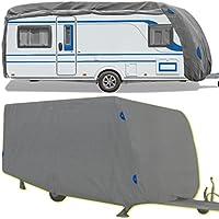 Housse, bâche, couverture de protection pour caravane