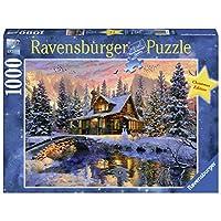 Ravensburger-19796-Weie-Weihnachten Ravensburger 19796 Weiße Weihnachten -