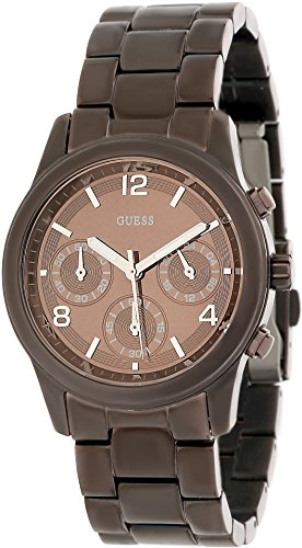 Guess Mini Spectrum Bronze, Orologio da polso Donna