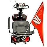 Challenger Mobility J125 Safety Flag Pol...