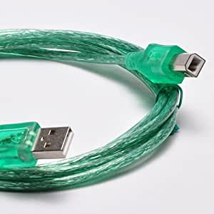 USB 2.0 TYPE A TO TYPE B PRINTER/DEVICE CABLE 3 METER