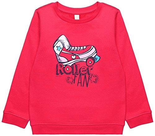 ESPRIT KIDS Mädchen RL1503301 Langarmshirt, Rosa (Candy Pink 300), 92 (Herstellergröße: 92/98)