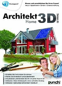 AQ Plat Ed. - Architekt 3D X5 Home [Download]
