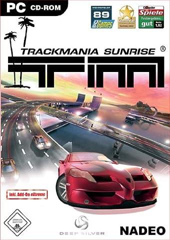 Trackmania Sunrise [Hammerpreis] [import allemand]