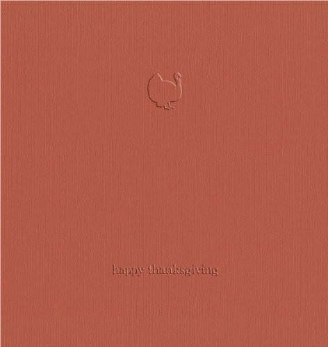 We R Memory Keepers Menu, A2-Size, Embossing Folder by QUICKUTZ -