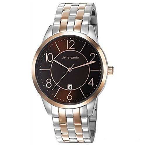 Pierre Cardin Men's Watch Wristwatch Stainless Steel PC106921°F06