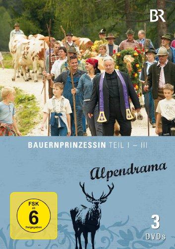 Alpendrama: Bauernprinzessin 1-3 - Box (3 DVDs)