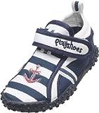 Playshoes Jungen UV-Badeschuhe Aqua Schuhe, Blau (original 900), 24/25 EU