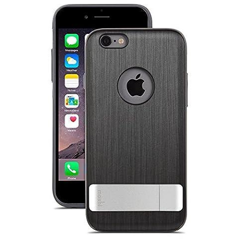 Moshi - 99MO079022 - Coque de protection iGlaze Kameleon pour iPhone 6 - Noir