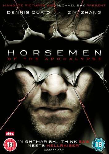 Horsemen [DVD] by Dennis Quaid
