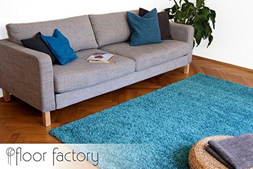 Tappeto Pelo Lungo Turchese : Tappeto stile moderno tappeto a pelo lungo economico colorato