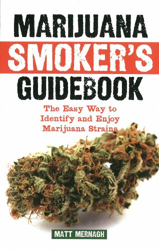 Marijuana Smoker's Guidebook Cover Image