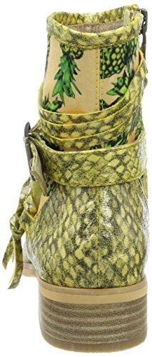 Laura Vita Damen Colombe 028 Stiefel Gelb (Jaune)