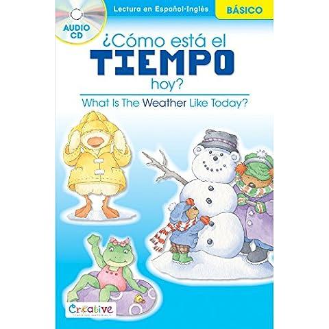 PBS Publishing Papel Creative materiales didácticos spanish-english libro con cd-what es el