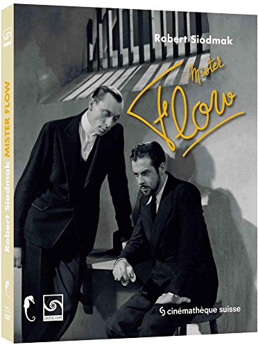 Mister Flow (combo DVD et BLURAY) [Combo Blu-ray + DVD]