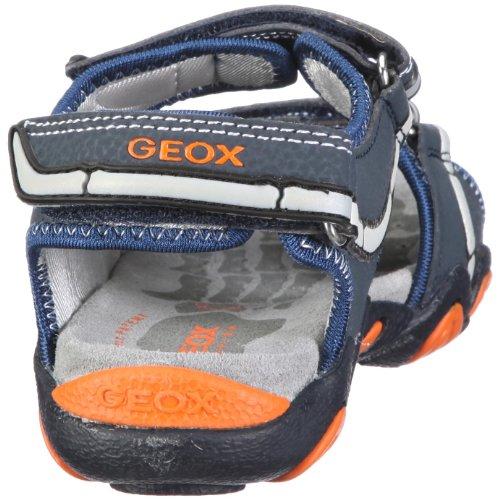 GEOX S.STRIKE J1131B-000CE/C0659 enfant (garçon ou fille) Sandales Bleu