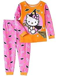 a3134e9b2 Hello Kitty Halloween 2 Piece Baby Girls Pajama Set (12 Months)