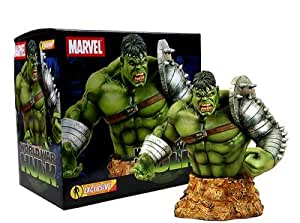 MARVEL - WORLD WAR HULK - ACTION FIGURE XPRESS EXCLUSIVE - BUSTE EDITION LIMITEE -