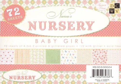 DCWV Matstack Nana's Nursery Baby Girl -