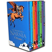 C.S. Lewis [Paperback] by Chronicles of Narnia Box Set: 7 volumes by C.S. Lewis