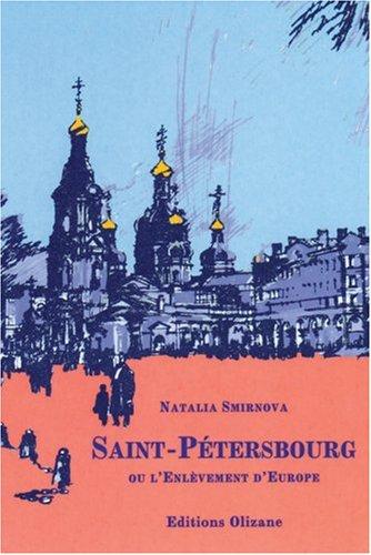 Guide - saint-petersbourg ou l'enlevement d'europe