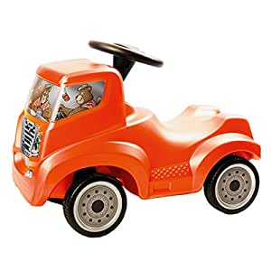 Ferbedo - 2045867 - Accessoire Pour Véhicule - 54060 - Voiturette - Camion Bruno - Orange Lumineuse