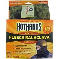 HotHands Heated Fleece Balaclava- Mossy