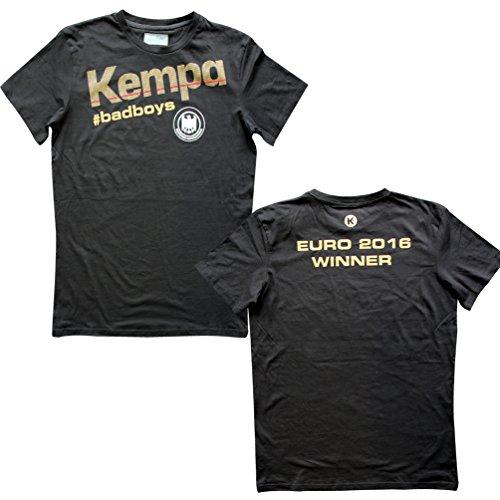 Limitierte Auflage - Kempa Handball DHB Euro Winner T-Shirt EM Polen Europameister 2016 (3XL)