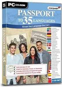 Passport to 35 Languages