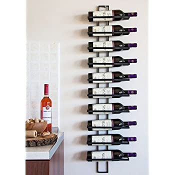Blomus cioso support mural vin 65193 - Amazon porta vino ...