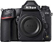 Nikon D780 DSLR Camera, 4K - Black