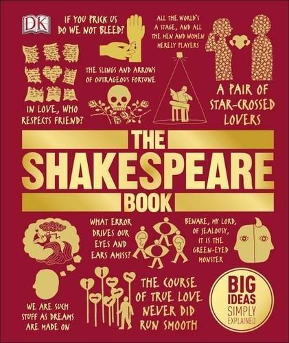 The Shakespeare Book (Big Ideas)