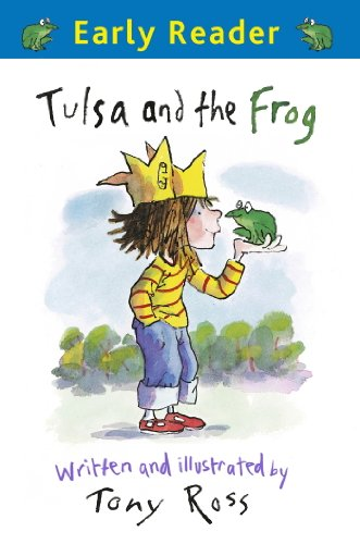 Tulsa and the frog