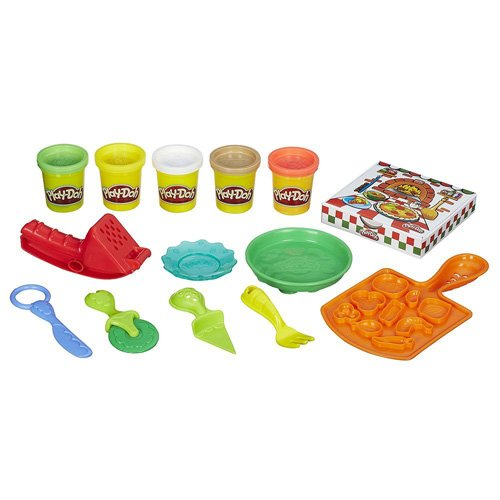 hasbro-play-doh-b1856eu4-pizza-party-knete