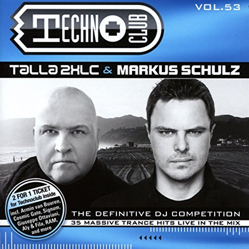 VA - Techno Club Vol. 53 Talla 2XLC And Markus Schulz - 2CD - FLAC - 2017 - VOLDiES Download