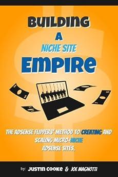 Building A Niche Site Empire (English Edition) di [DeVries, John]