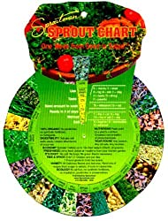 Sproutman's Turn the Dial Sprout Chart by Steve Meyerowitz (2002-06-21)