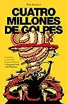 Cuatro millones de golpes: La insólita y emocionante historia del batería de Lagartija Nick y Los Planetas par Jiménez