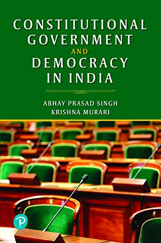 Constitutional Government and Democracy in India | Civil Services Exam(Prelim & Main) | UG & PG Students | By Pearson