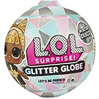 Giochi Preziosi - L.O.L Surprise! Glitter Globe Winter Disco, LLU99000