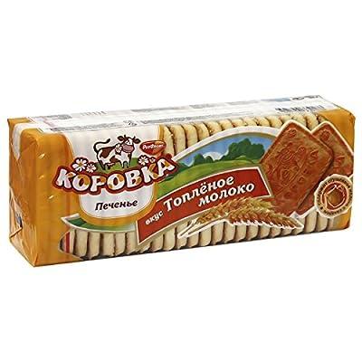 """Dovgan Korovka """"Kekse"""" mit Milchgeschmack, 9er Pack"""