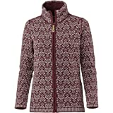 Fjällräven Snow Cardigan Jacket Women - Strickjacke aus Wolle